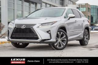 Used 2016 Lexus RX 350 Ens. Luxe for sale in Montréal, QC