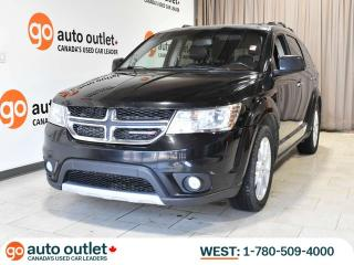 Used 2015 Dodge Journey RT AWD; NAV, LEATHER HEATED SEATS, BACKUP CAMERA, for sale in Edmonton, AB