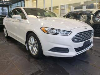 Used 2015 Ford Fusion SE, HEATED SEATS, REAR VIEW CAMERA, BLUETOOTH for sale in Edmonton, AB