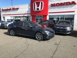 New 2019 Honda Civic Sedan Touring for sale in Campbell River, BC