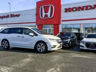New 2019 Honda Odyssey DEMO - Touring - Mats And Undercoat! for sale in Campbell River, BC