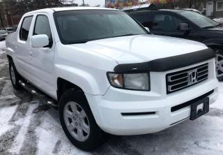 Used 2006 Honda Ridgeline EX-L for sale in St. Catharines, ON