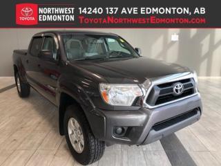 Used 2015 Toyota Tacoma 4X4 | V6 | Tonneau Cover | Chrome | Backup Cam for sale in Edmonton, AB
