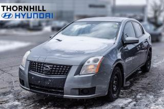 Used 2007 Nissan Sentra 2.0 SL for sale in Thornhill, ON