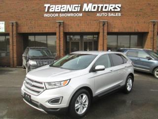 Used 2015 Ford Edge SEL   NO ACCIDENTS   HTD SEATS   REAR CAM   PUSH START for sale in Mississauga, ON