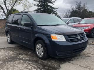 Used 2008 Dodge Grand Caravan SE STOW'N GO  PWR WINDOWS  AS IS  BY APPOINTMENT ONLY for sale in Newmarket, ON