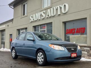 Used 2009 Hyundai Elantra 4DR SDN for sale in Hamilton, ON