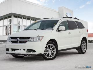 Used 2017 Dodge Journey Canada Value Package for sale in Winnipeg, MB