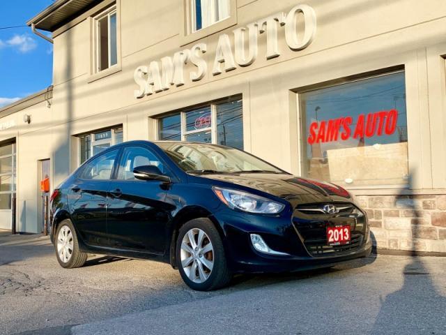 2013 Hyundai Accent 4dr Sdn