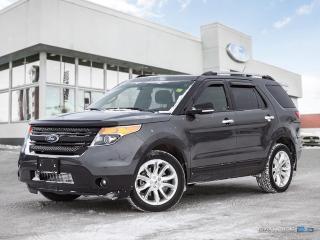 Used 2015 Ford Explorer XLT for sale in Winnipeg, MB