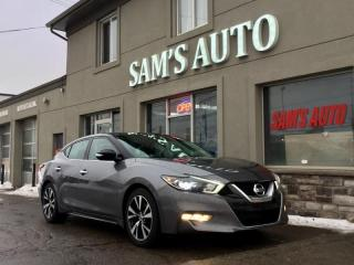 Used 2016 Nissan Maxima 4dr Sdn for sale in Hamilton, ON