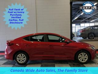 Used 2018 Hyundai Elantra GL, Heated Seats, Back Up Camera for sale in Edmonton, AB
