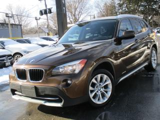 Used 2012 BMW X1 28I XDRIVE~85,000KMS~PANO ROOF~LOW KMS !!! for sale in Burlington, ON