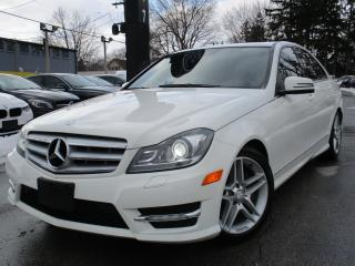 Used 2012 Mercedes-Benz C-Class C300 4MATIC~SUNROOF~90,000KMS~LOW KMS !!! for sale in Burlington, ON