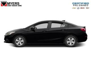 Used 2017 Chevrolet Cruze LS - Bluetooth - Low Mileage for sale in Ottawa, ON
