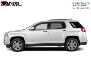 Used 2014 GMC Terrain SLE - Bluetooth -  Onstar for sale in Ottawa, ON