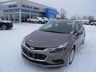 Used 2018 Chevrolet Cruze LT / $147.00 Bi-weekly for 84 mths for sale in Arnprior, ON