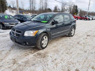 Used 2008 Dodge Caliber SXT 81k safetied we finance SXT for sale in Madoc, ON