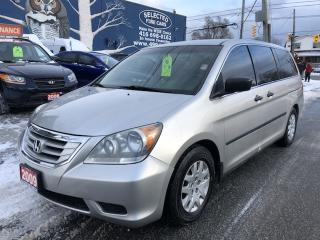 Used 2009 Honda Odyssey DX for sale in Toronto, ON