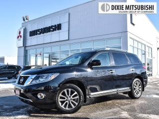 Used 2015 Nissan Pathfinder SL TECH AWD | LEATHER | NAVI | 360 CAM | PANO for sale in Mississauga, ON