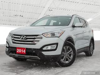 Used 2014 Hyundai Santa Fe Sport 2.4 Bluetooth, Back Up Camera, Heated Seats and more! for sale in Waterloo, ON