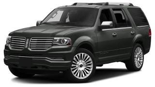 Used 2015 Lincoln Navigator for sale in Okotoks, AB