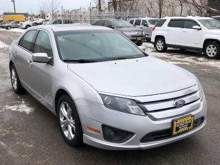Used 2012 Ford Fusion 4dr Sdn SE FWD for sale in Oakville, ON
