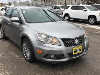 Used 2011 Suzuki Kizashi 4dr Sdn MT FWD Sport for sale in Oakville, ON
