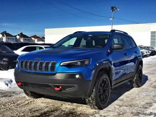 Used 2019 Jeep Cherokee TRAILHAWK 4X4 *V6*TOIT*GPS*PLAN OR 5/100 for sale in Brossard, QC