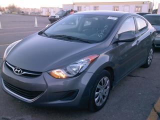 Used 2011 Hyundai Elantra GL for sale in Waterloo, ON