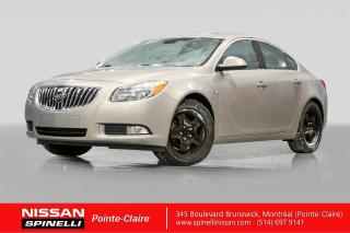 Used 2011 Buick Regal Cxl A/c for sale in Montréal, QC
