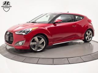 Used 2015 Hyundai Veloster Turbo, T.ouvrant for sale in Brossard, QC