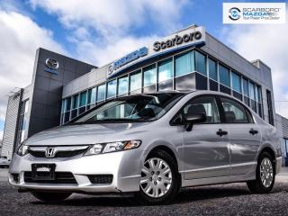 Used 2011 Honda Civic 1 OWNER|ACCIDENTS FREE for sale in Scarborough, ON