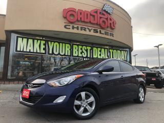 Used 2012 Hyundai Elantra GLS, SUN ROOF, HEATED SEATS , BLUE TOOTH for sale in Toronto, ON