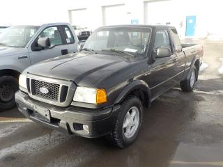Used 2005 Ford Ranger SUPER CAB for sale in Innisfil, ON