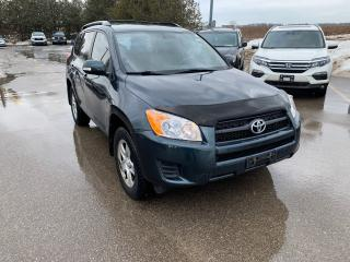 Used 2012 Toyota RAV4 BASE SUN ROOF for sale in Waterloo, ON