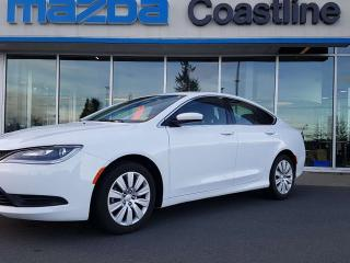 Used 2016 Chrysler 200 LX for sale in Campbell River, BC