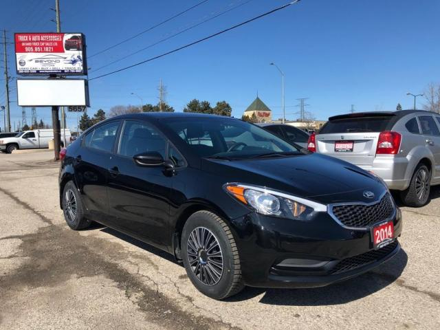 2014 Kia Forte LX, Accident Free, Tire Sets, Warranty, Cert