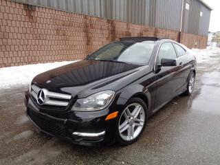 Used 2013 Mercedes-Benz C-Class ***SOLD*** for sale in Toronto, ON
