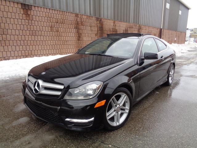 2013 Mercedes-Benz C-Class ***SOLD***