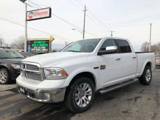 Used 2016 RAM 1500 Longhorn for sale in Cobourg, ON