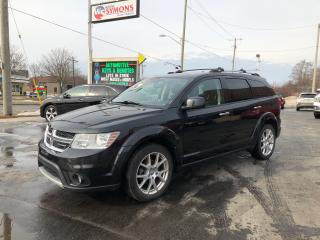Used 2012 Dodge Journey R/T for sale in Cobourg, ON
