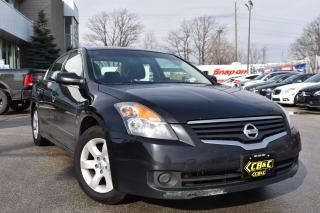 Used 2009 Nissan Altima CERTIIED! NO ACCIDENT! LOADED LEATHER NAVI BT2.5 S for sale in Oakville, ON