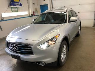 Used 2015 Infiniti QX70 Sport for sale in Kitchener, ON