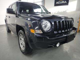 Used 2014 Jeep Patriot NORTH EDTION,4X4,ALL SERVICE RECORDS for sale in North York, ON