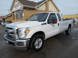 Used 2012 Ford F-350 XLT Extended Cab 8Ft Box 6.2L V8 RWD Certified for sale in Rexdale, ON