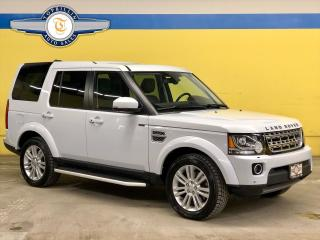 Used 2016 Land Rover LR4 HSE LUXURY for sale in Vaughan, ON