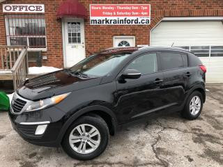 Used 2013 Kia Sportage LX FWD Bluetooth Heated Seats for sale in Bowmanville, ON