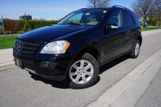 Used 2006 Mercedes-Benz ML-Class ML350 - 1 Owner / No Accidents / Super Clean for sale in Etobicoke, ON