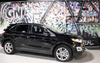 Used 2018 Ford Edge Titanium for sale in Concord, ON